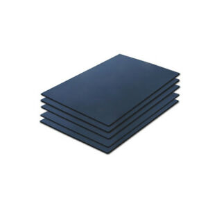 8pcs Grey Laser Rubber Sheet A4 2 3mm For Rubber Stamp Engraving Rubber Stamp