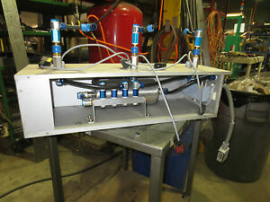 Used Hibar Systems Air Pressure Tanks