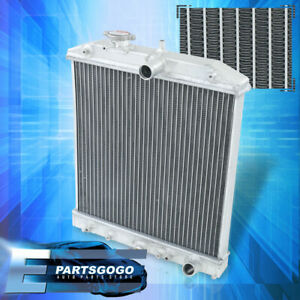 For 1988 2000 Honda Civic Eg Ek Em A T Aluminum Racing Engine Radiator Assembly