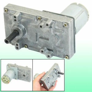 90 Rpm Dc 12v 0 4a High Torque Electric Speed Reduce Motor For Coin Hopper