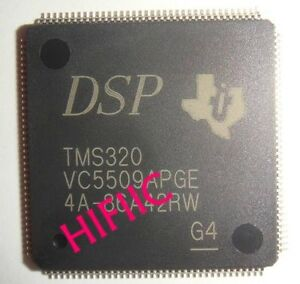 1pcs Tms320vc5509apge Fixed point Digital Signal Processor