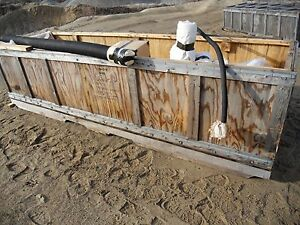 10 000 Gallon Collapsible Fabric Storage Tank New