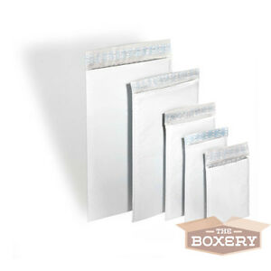 100 poly 2 8 5 x12 Bubble Mailers Padded Envelopes Airjacket Brand