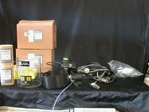 Waters micromass Q tof Ultima Mass Spectrometer P m Kit W Extras