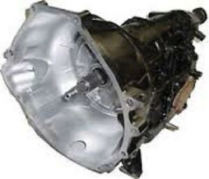 Aod Ford Truck Stage 1 Performance Transmission 2wd 550 Hp