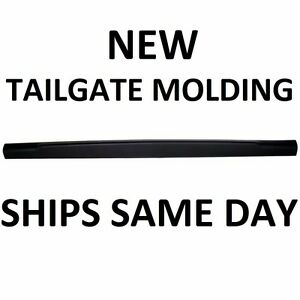 New Tailgate Top Protector 2008 2016 Ford Super Duty F250 F350 Truck Molding Cap