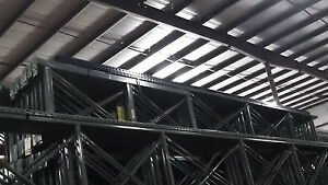36 D X 264 H Speedrack Pallet Rack Uprights