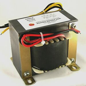Transformer Electrical Step down 150va 6 12v Output For Foam Cutting Etc