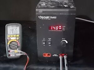 Buchler Instruments 250v Power Supply Model 4333700