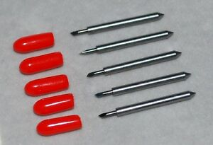 5 X 45 Blades For Roland Cutter Plotters High Quality Us Fast Shipping