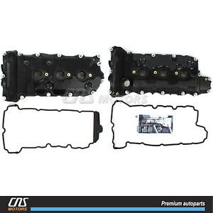 Valve Cover Gasket Set For 08 17 Buick Cadillac Chevrolet Gmc Saturn 3 0l 3 6l