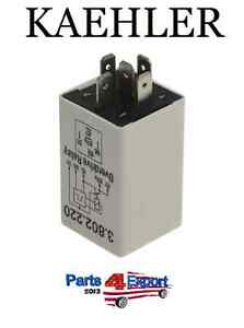 New Volvo 240 740 745 244 245 White Overdrive Relay 3523804