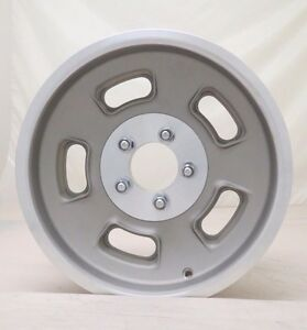 American Rebel Mfg 15x4 5 Sprint Wheel Ansen Gasser Halibrand Speedway Hot Rod