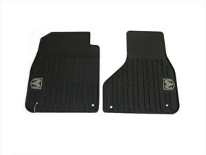 2012 2013 Dodge Ram Front Rubber Slush All Season Floor Mats Mopar Genuine Oem