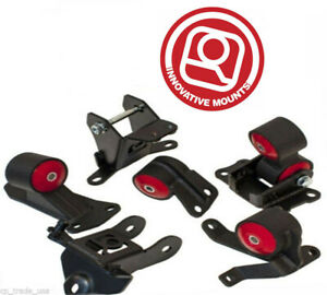 Innovative Motor Mounts Kit Honda Civic 06 11 Si Fg Fa 90850 60a