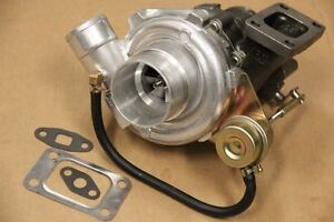 2 5 V Band T3 T4 Turbocharger Internal Wastegate Turbo Charger Turbine 63ar