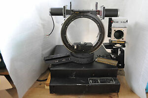 Goniometer 4 Axis