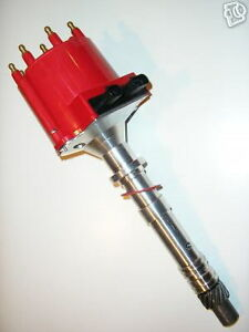 High Performance Billet Ignition Distributor For Chevy Gm 350 5 7 Efi Tbi Tpi