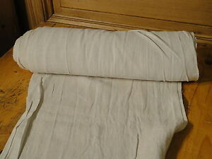 Homespun Linen Hemp Flax Yardage 16 Yards X 16 Roll 4020
