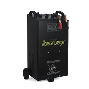 24 12 Volt Car Or Truck Wheeled Automotive Battery Fast Charger Jump Start