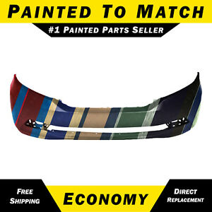 New Painted To Match Front Bumper Cover Fascia For 2011 2016 Honda Odyssey Van