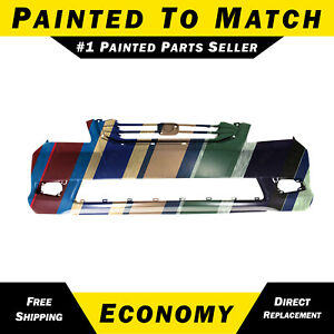 New Painted To Match Front Bumper Cover For 2008 2009 2010 Honda Odyssey Van