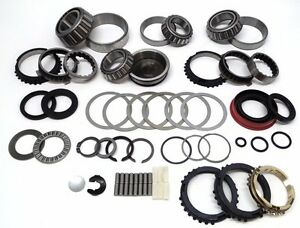 Ford Chevy T5 World Class 5 Speed Transmission Rebuild Kit 1985 on bk 149ws