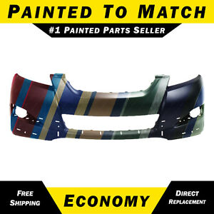 New Painted To Match Front Bumper Replacement For 2009 2013 Toyota Matrix