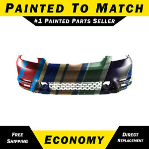New Painted To Match Front Bumper Cover For 2003 2004 Toyota Matrix Xr Xrs