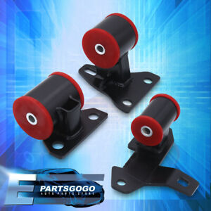 For 92 95 Honda Civic Dx Lx Ex Si D Series To H22 H23 Conversion Motor Mount