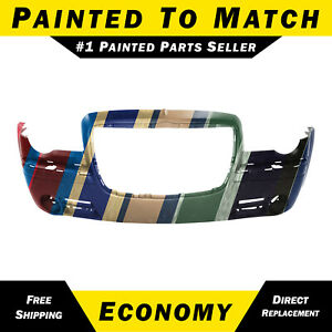 New Painted To Match Front Bumper Cover Fascia For 2005 2010 Chrysler 300 5 7l