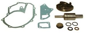 Re1348 Water Pump Kit With Impeller For John Deere Jd 2940 2950 2955