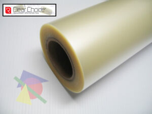 8 5 X 100 Yds R Tape Clear Choice At65 Clear Transfer Tape