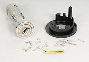 Acdelco 15841209 Switch Ignition Lock Tumbler