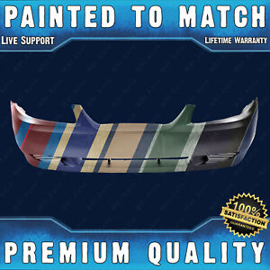 New Painted To Match Front Bumper Cover Fascia For 1999 2004 Ford Mustang Base