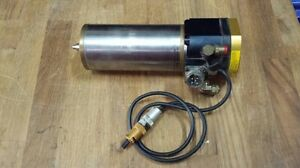 Excellon Automation Abw 125 Air Bearing Spindle 125 000rpm