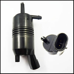 For Gmc Buick Century Reatta Dts Cadillac Chevrolet Windshield Washer Pump New