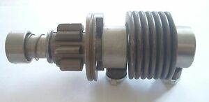 Jeep Willys Mb Ford Gpw Cj2a Starter Motor Bendix Drive A17702 Wwii G503