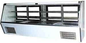 117 Brand New Us made With Us Compressor Cooltech Refrigerated High Deli Case