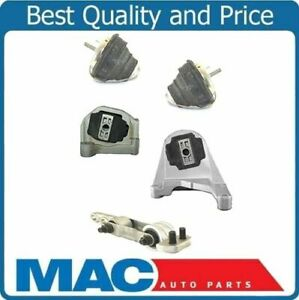 2001 08 Volvo S60 Engine Motor Mount Kit 5pc Kit 2 A4003 A4041 A4001 A7084