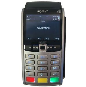 Ingenico Iwl255 3g Wireless Terminal Just 98 Free Shipping