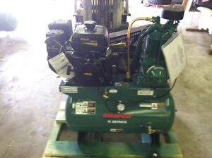 New 14hp Champion Gas Drive Air Compressor