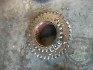 Oliver Super 55 550 Tractor Serial 48308 518 Misc Trans Gear