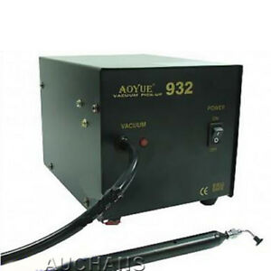 Aoyue 932 Vacuum Pick up Soldering Station 220v Vacuum Soldering Rework Station