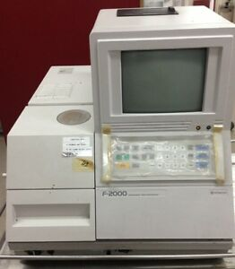 Hitachi F 2000 Fluorescence Spectrophotometer