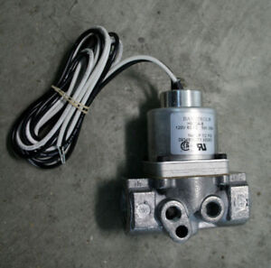 Middleby Conveyor Pizza Oven Solenoid Gas Valve Part 28091 0017