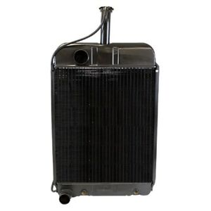A24313 New Radiator For Case Ih International Harvester Tractor 730 830 Late