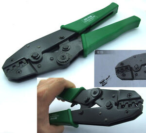 1pc 1 5 2 5 6 Wire Cold rolled Crimper Pliers Crimping Tool Insert Set Terminals