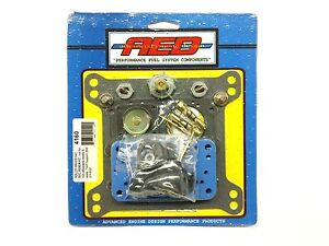 Aed 4160 Holley Vacuum Secondary Carburetor Rebuild Kit 600 870 New