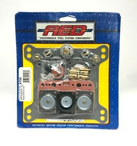 Aed Holley 4150 Rebuild Kit Double Pumper Carbs 650 750 850 950 Complete
